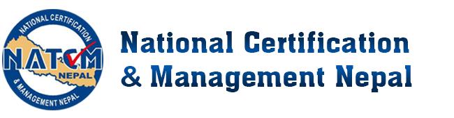 ISO Certification Nepal logo