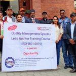 ISO 9001:2015 in Nepal, ISO 45001 In Nepal, ISO Standard Trainings In Nepal, ISO 14001 In Nepal